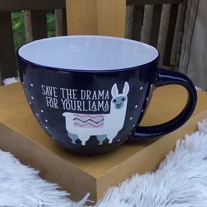 🎈llama soup/coffee mug
